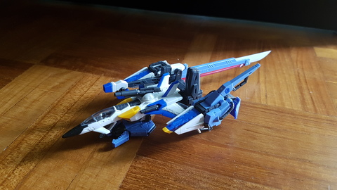 Rg Skygrasper + Sword Striker Pack